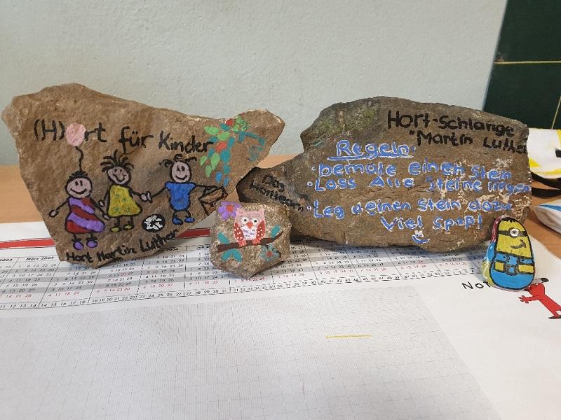 Trotz Notbetreuung & Einschränkungen: kreativ in den Pfingstferien!